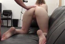 Čajočka prišla na porno casting