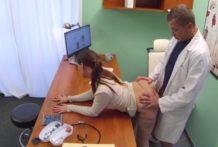 Fake hospital – porno s pacientkou