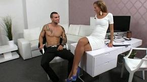 Porno kasting