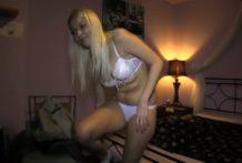 Rychlý prachy pre porno blondínku