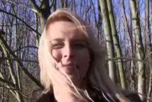 Porno pokec s blondínkou za rýchle prachy