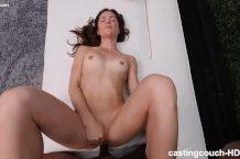 Porno casting s hezkou čajočkou