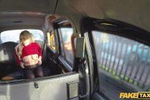 Fake taxi – taxikár a jeho sexy blondínka