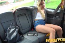 Fake taxi – erotika v aute na blond