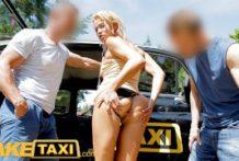 Fake taxi – trojka