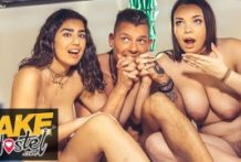 Fake hostel – do trojky so sexi ženskými