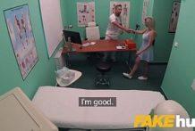 Sexovačka vo fake hospitale
