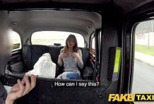 Fake taxi – erotika v autíčku