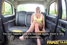 Fake taxi – erotika s blond