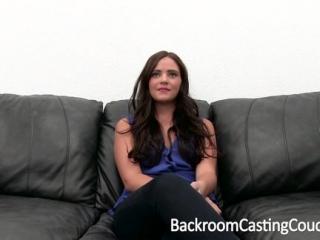 Amatérka na castingu